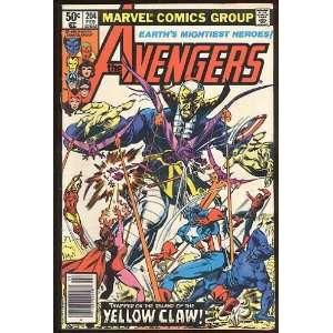 Avengers, v1 #204. Feb 1981 [Comic Book] Marvel (Comic) Books