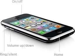 New Unlocked Apple iPhone 3GS 16GB Box Set   Black FREE GIFT (SCREEN