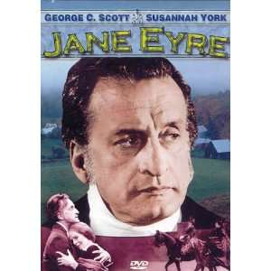 Jane Eyre (1971): George C. Scott, Susannah York, Ian
