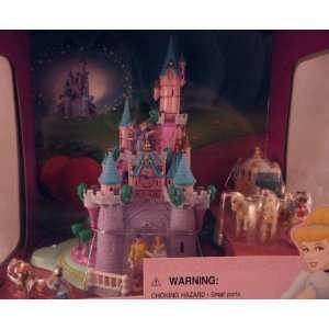 Disney Princess Cinderella Wedding Palace Playset Toys