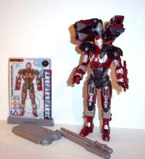 Marvel Universe IRON MAN munitions armor #19 movie 2