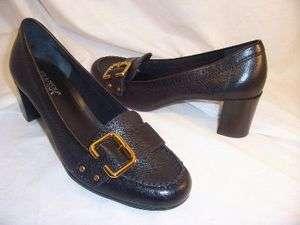 Womens New Shoes FRANCO SARTO Rodeo Black Pumps 9
