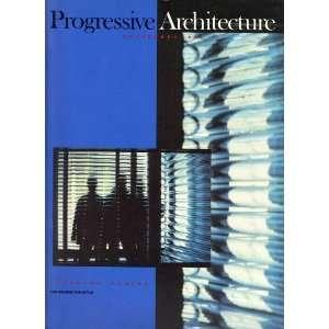 Progressive Architecture (September 1985, Interior Design, Volume LXVI