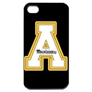 NEW appalachian state mountaineers in iPhone 4 or 4S Hard Plastic Case