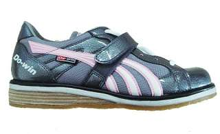 Pink Weightlifting Shoes Pink/Silver lifting shoes with AWF logo
