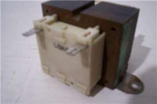 DUCANE HEAT PUMP /FURNACE TRANSFORMER,BE312640GEK,(AA88