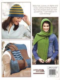 Loom Knitting Patterns Wheel Baby Afghan Pinwheel Hats Knifty Knitter