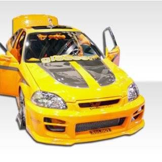 1996 1998 Honda Civic B 2 Front Bumper Automotive