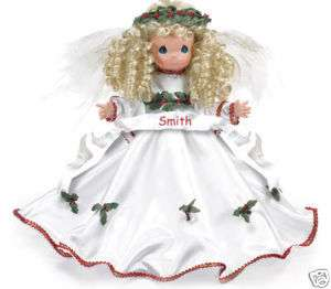 Precious Moments Joy The World Tree Topper Angel Doll