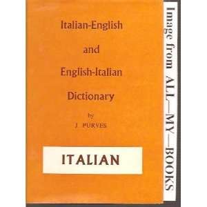 Italian English And English Italian Dictionary Books