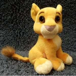 Rare Disney Lion King Simbas Pride Baby Kiara Cub Doll
