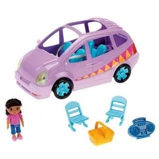 Fisher Price Dora Picnic Adventure Van