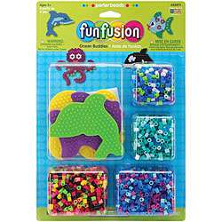 Perler Ocean Buddies Fuse Bead Activity Kit