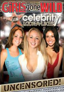Girls Gone Wild   Celebrity Look A Likes (DVD)