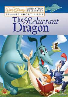 Disney Animation Collection Vol. 6 The Reluctant Dragon (DVD