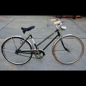 Vintage 1963 Ladies Schwinn Traveler Comfort Bike Bicycle 3 Speed
