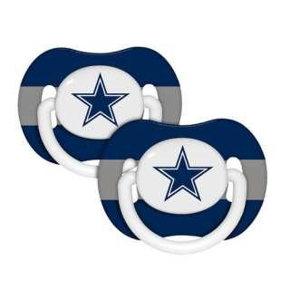 NFL   Dallas Cowboys Pacifier 2 Pack