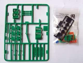 MODEL HO scale unassembled motorized plastic model kit of a BIG