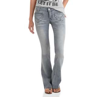 L.e.i   Juniors Tabatha Stretch Flare Jeans Juniors