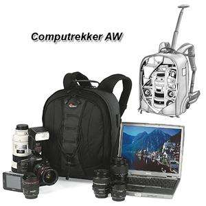 Rolling Computrekker AW Laptop and Camera Backpack
