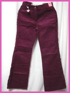 New GYMBOREE Girls WINTER PRINCESS SPARKLE Pants Sz 10