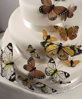 NEW Beautiful Butterfly Cake Top Decoration Sets