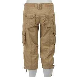 Calvin Klein Performance Womens Capri Cargo Pants