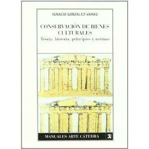 Conservacion de bienes culturales / Conservation of Cultural Property