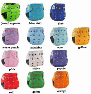 Babyblue, blue, orange, white, yellow, red, green, purple, pink, Blue