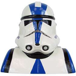 Star Wars Clone Trooper Collectors Cookie Jar