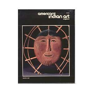 American Indian Art Magazine Volume 13, Number 1 Winter