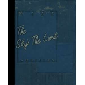 (Reprint) 1986 Yearbook Skyline High School, Salt Lake City
