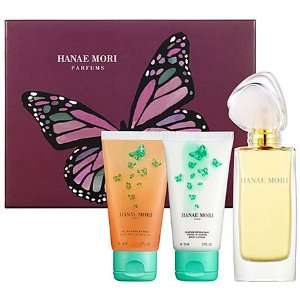 Hanae Mori Butterfly Gift Set Fragrance: Beauty