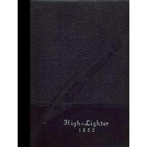 (Reprint) 1952 Yearbook Hampshire High School, Hampshire, Illinois