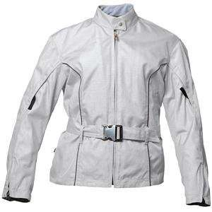 Joe Rocket Womens Bianca Jacket   Large/Silver