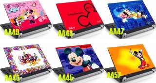 Notebook Laptop Cover Skin Sticker Vinyl Art Decal Mickey Mouse Design