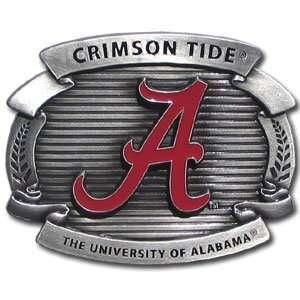 Alabama Crimson Tide Oversized Belt Buckle   NCAA College