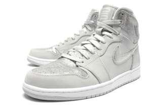 Nike Air Jordan 1 Retro Hi Silver 25th Anniversary Pack