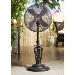 Outdoor Fan   Vines
