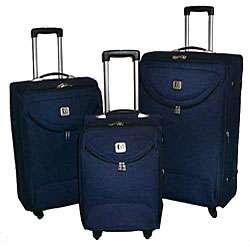 Verucci Spinner 3 piece Luggage Set