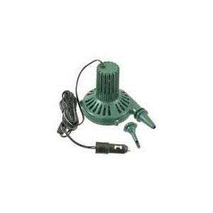 : Ledmark Industries Electric Inflator   12v 120w: Sports & Outdoors
