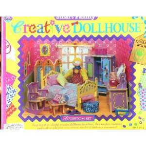 Set   Smart Family Creative Dollhouse Furniture: Everything Else