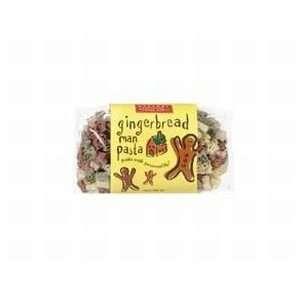 Gingerbread Man Pasta   14oz:  Grocery & Gourmet Food