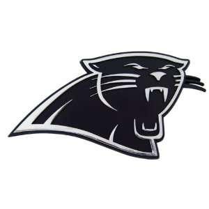 Carolina Panthers NFL Football Team Premium Chrome Plated