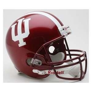Indiana Hoosiers IU NCAA Riddell Deluxe Replica Helmet