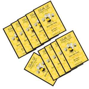 Bella B Tummy Honey Cream Travel Packet 10 Pack Beauty
