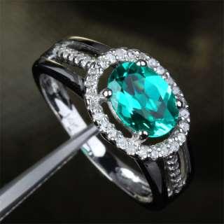 /DIAMOND Solid 14K WHITE GOLD Halo ENGAGEMENT/Promise Wedding RING