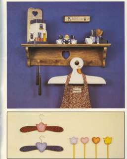 Country Hang Up~Jean Jackson~Decorative Painting Book