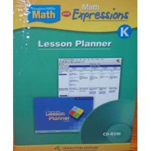 (Math and Math Expressions) (9780618697953) Houghton Mifflin Books