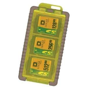 Card Safe Mini, Neon, for Three Mini Memory Cards